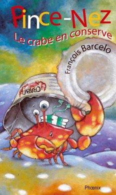Pince-Nez, le crabe en conserve