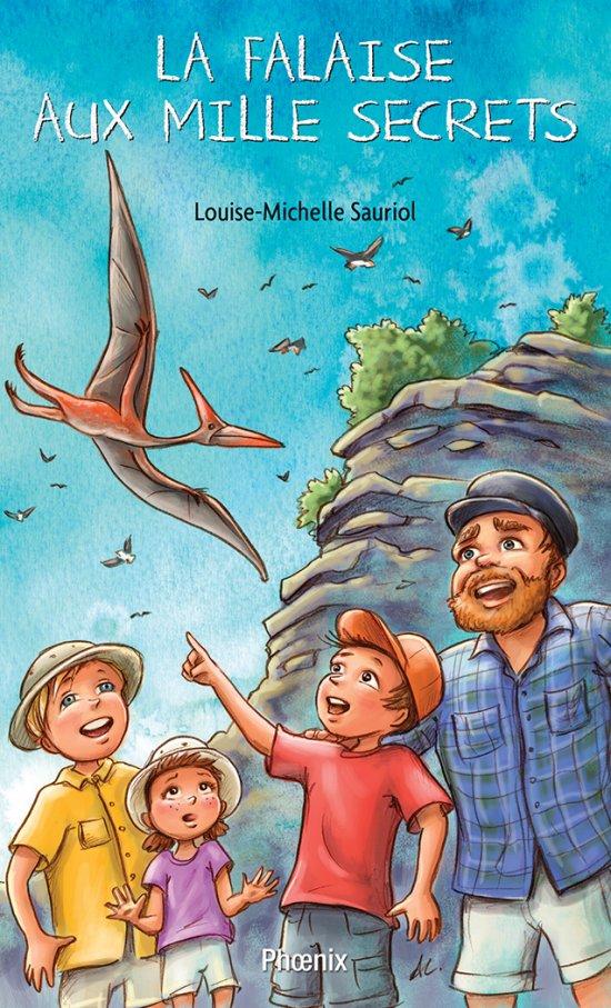 Les explorateurs du lac Mammouth 3 : La falaise aux mille secrets