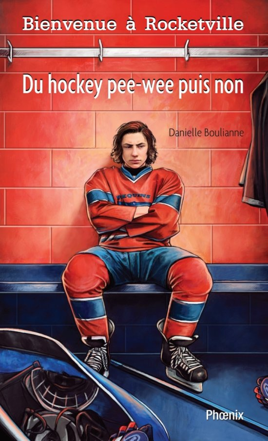 Bienvenue à Rocketville 6 : Du hockey pee-wee puis non