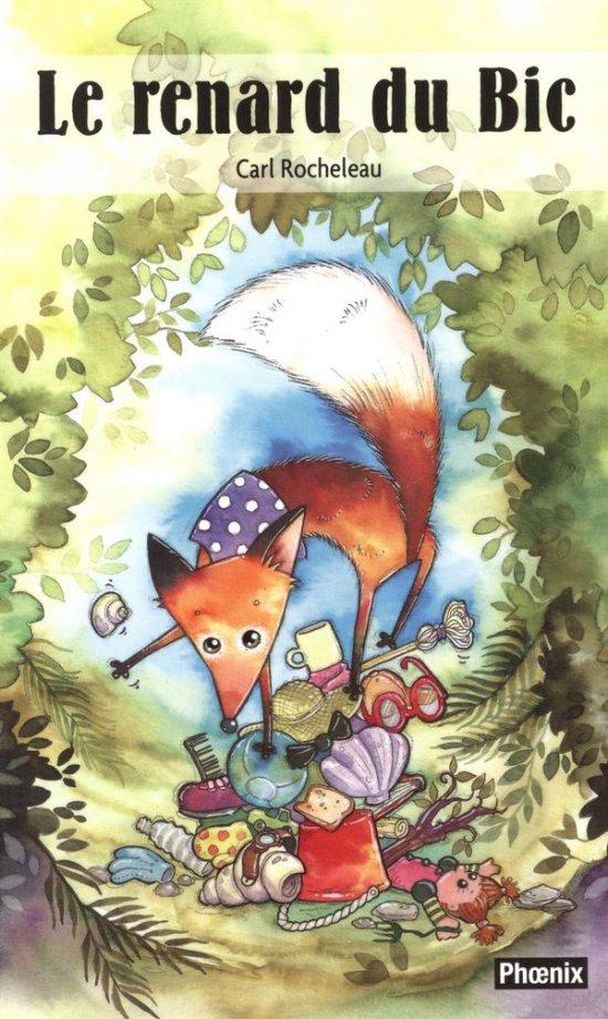 Le renard du Bic