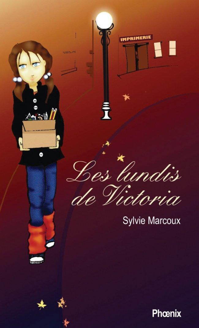 Les lundis de Victoria de Sylvie Marcoux : Prix littéraire AbitibiBowater Jeunesse 2008
