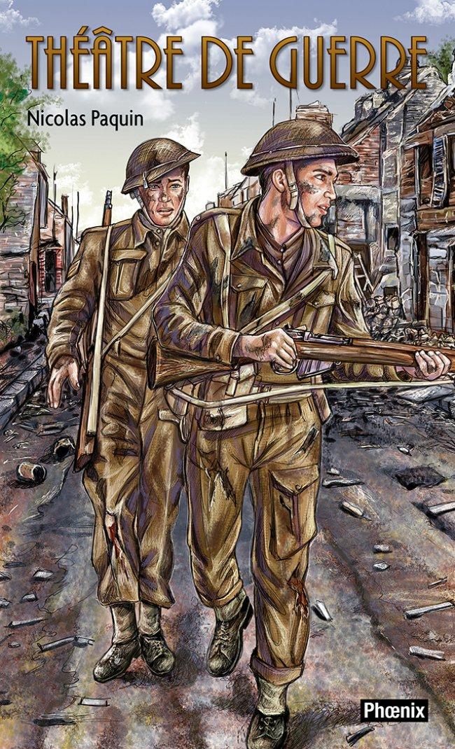 Les Volontaires, série écrite par Nicolas Paquin, récompensée