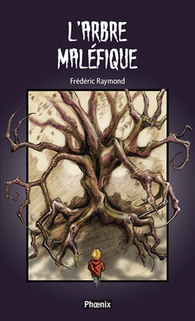 L'arbre maléfique par Frédéric Raymond Prix Tamarac - Finaliste