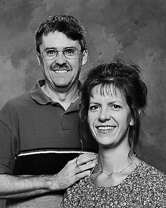Pierre Chartray et Sylvie Rancourt