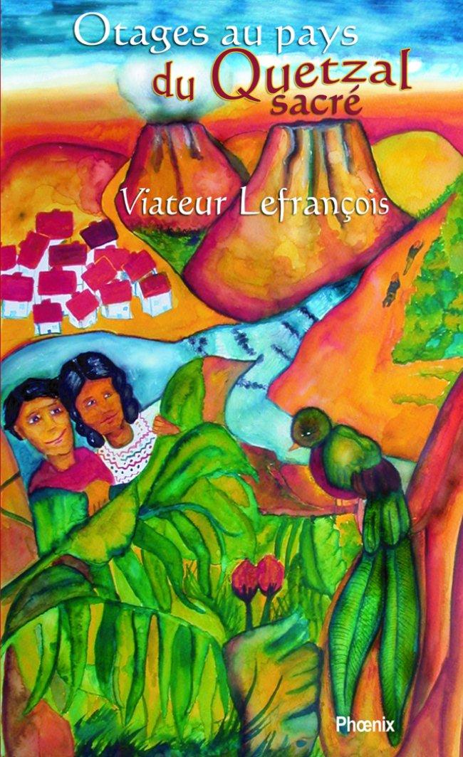 Otages au pays du quetzal sacré : Sélection de communication-jeunesse 2006